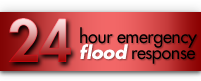 24 hour emergency flood response